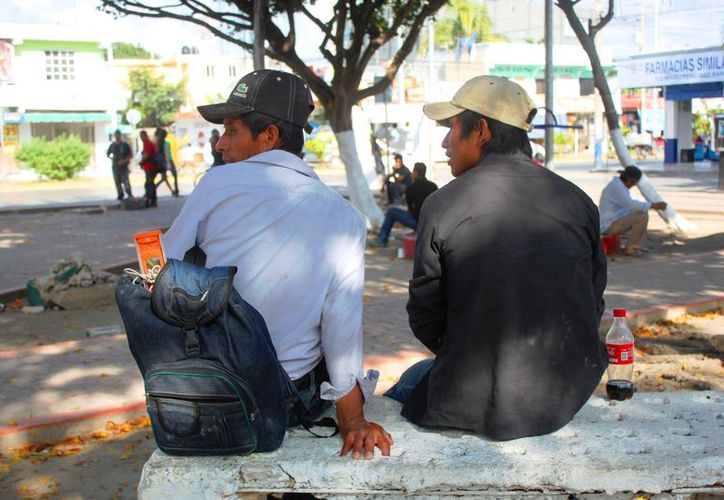 Se alertó que este sector siente la soledad al estar alejados de su familia, o por problemas económicos. (Daniel Pacheco/SIPSE)