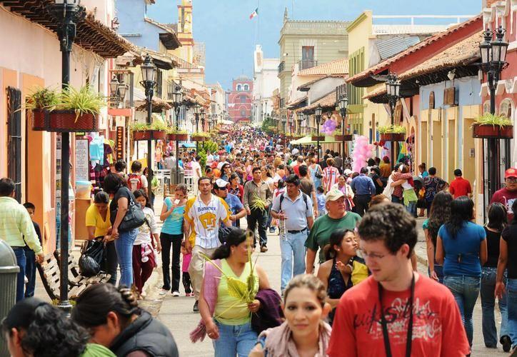 El gasto de extranjeros (turismo receptivo) subió 6.4 por ciento. (Contexto/Internet)
