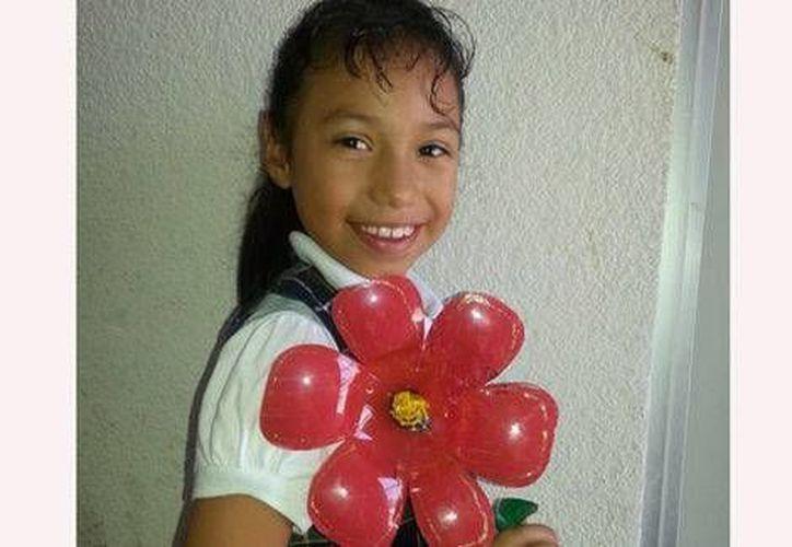 Melany Viridiana Gómez Ramón, de Nuevo León, estaba de vacaciones con su familia en Ciudad Madero, Tamaulipas, al momento de ser sustraída. (Milenio)