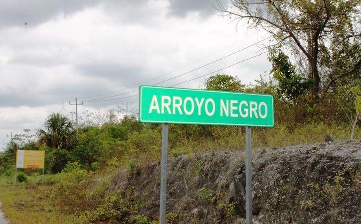 Arroyo Negro, ubicada a unos 150 kilómetros de Chetumal, es una de las comunidades excluidas. (Edgardo Rodríguez/SIPSE)