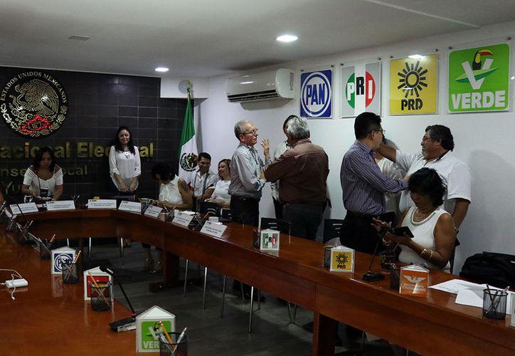 La Junta Local del INE ve necesario modificar detalles de los comicios.  (Milenio Novedades)