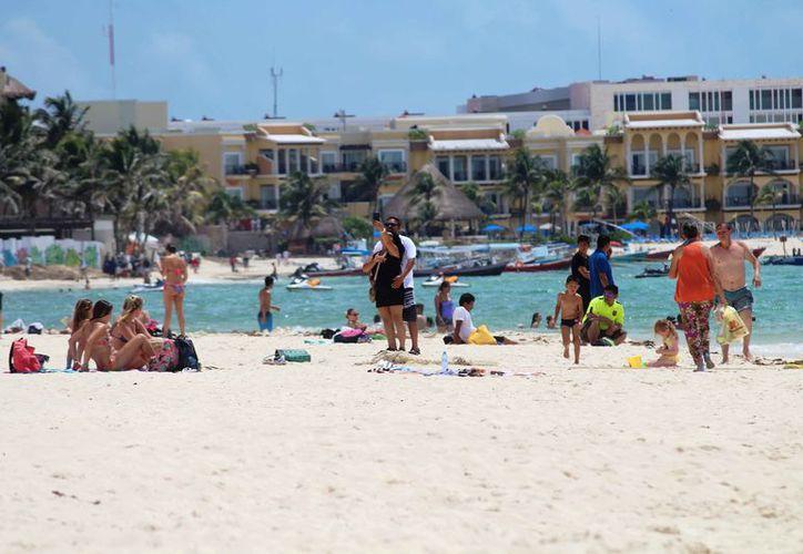 Incrementará la presencia de turistas nacionales en el destino. (Octavio Martínez/SIPSE)
