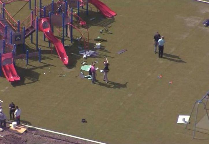 La Policía informó que los empleados de la escuela no estuvieron involucrados. (Tiempo)