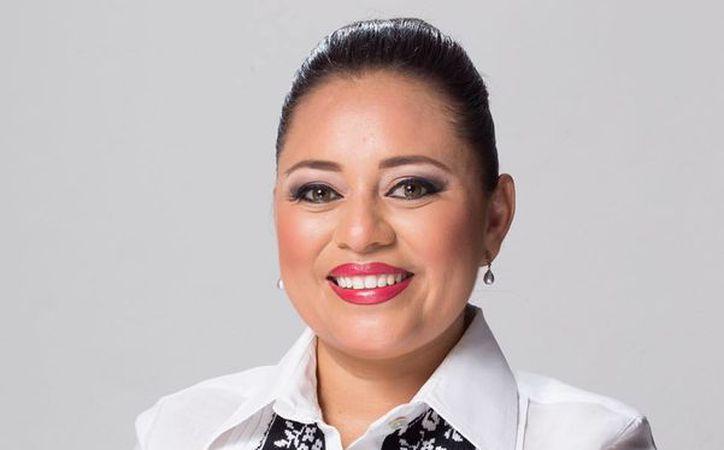 Cuatro personas han presentado su renuncia en menos de siete meses de su nombramiento como presidenta de Cozumel. (Perla Tun/Facebook)