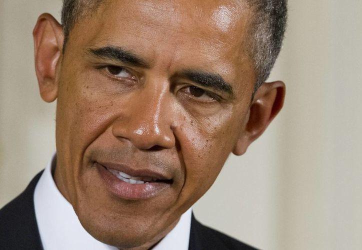 """Obama charló sobre la película en el programa radial """"Tom Joyner Morning Show"""". (Agencias)"""