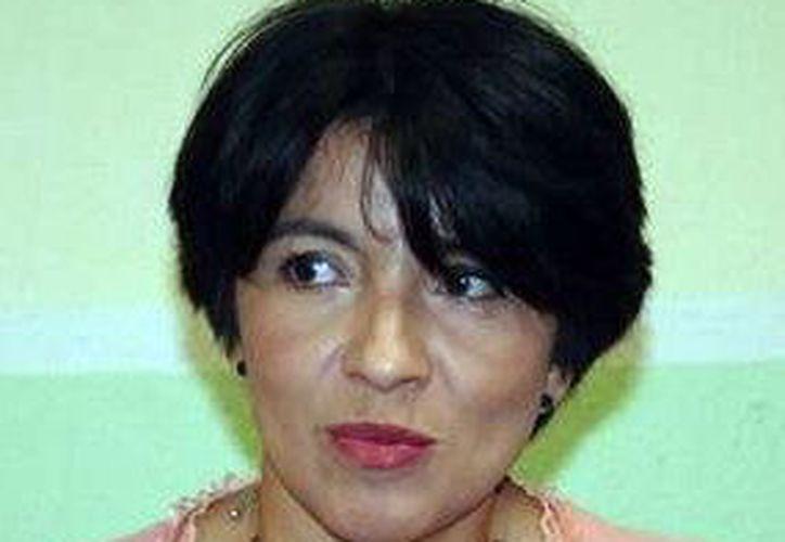 Jesús María Hernández Cámara, presidenta de la Asepafay. (Milenio Novedades)