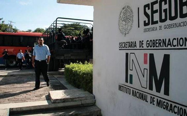 El INM afirma que no serán tolerados actos de corrupción entre sus filas. La imagen se utiliza con fines estrictamente referenciales. (expansion.mx)