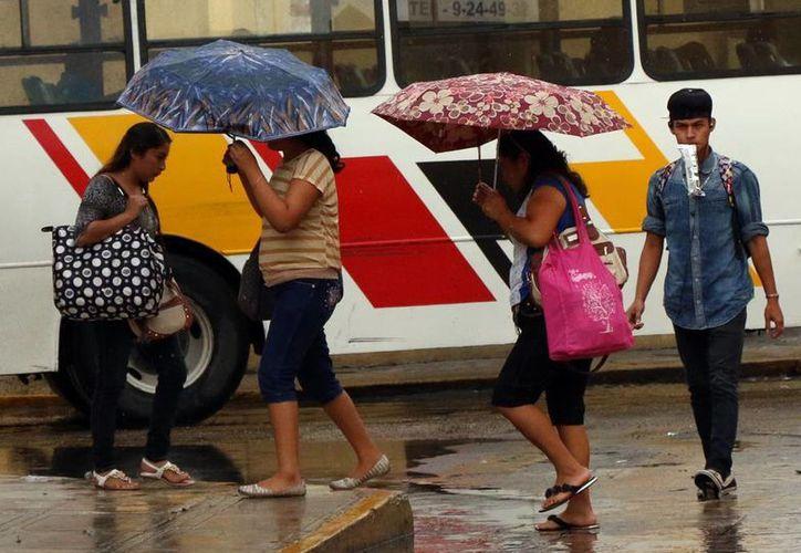 La llegada de la temporada de lluvias ha disparado los males respiratorios en Yucatán. (Archivo/SIPSE).