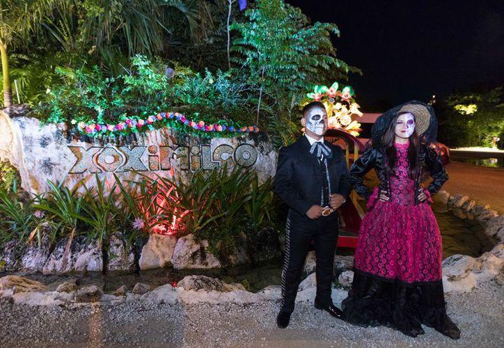 La celebración de muertos en México es reconocida mundialmente. (Redacción)