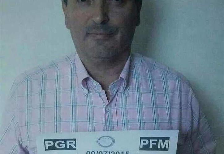 El ex gobernador de Aguascalientes, detenido este jueves por defraudación fiscal, obtuvo su libertad bajo caución. (excelsior.com)