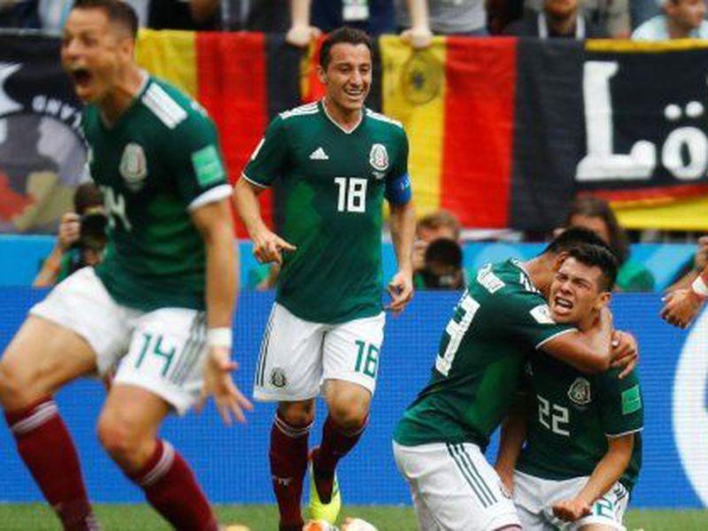 'Chucky' Lozano, que ya cumplió un sueño al jugar un Mundial, ahora podría jugar con el Barza de Messi (Foto: expansion.mx)