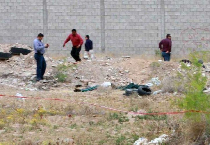 La Fiscalía de Durango informó del hallazgo de 4 cuerpos que presuntamente corresponden a víctimas de los enfrentamientos de días pasados. La imagen es de contexto. (Archivo/diariodechihuahua.mx)
