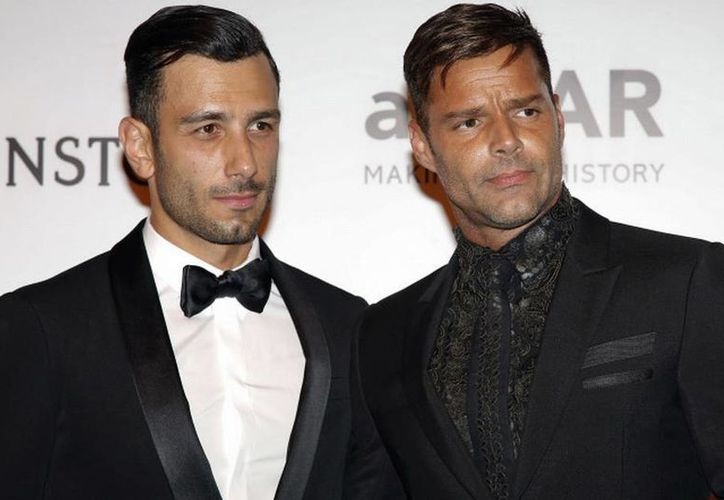 ras rumores de una boda en secreto, Ricky Martin comentó que ya le pidió a Jwan Yosef que se case con él. (Archivo/AP)