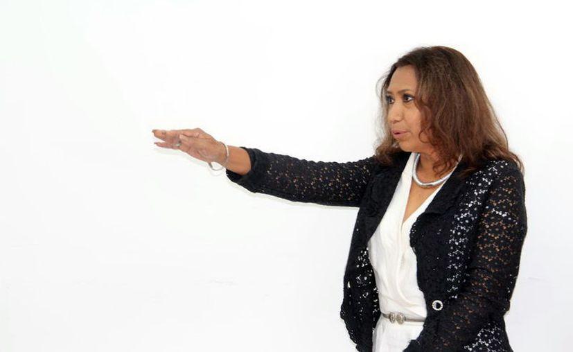 Dina Noemí Loría Carrillo tiene más de 20 años de trayectoria como fiscal investigador. (Foto: Milenio Novedades)
