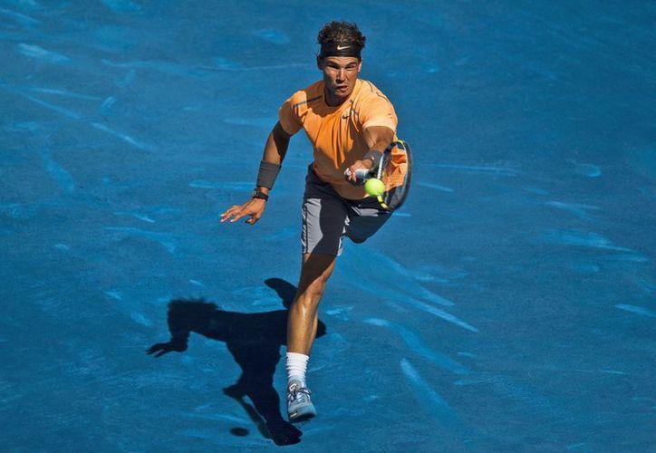 Nadal se alejó de las canchas debido a una lesión en la rodilla. (Foto: Agencias)