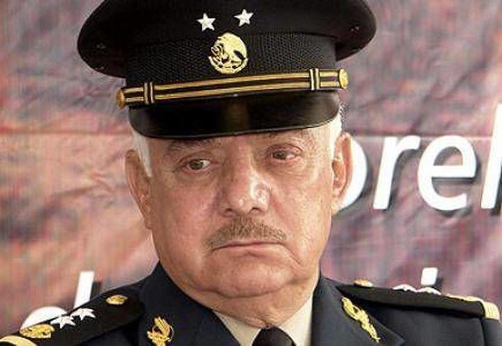 El general Mauro Enrique Tello Quiñones fue asesinado el 3 de febrero de 2009. (eleconomista.com.mx)