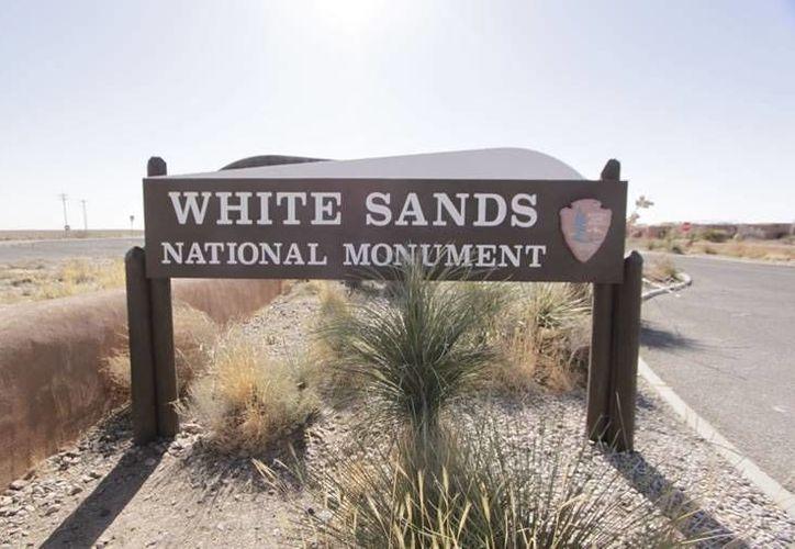 El White Sands National Monument, es un parque ubicado en Nuevo México. El día que desapareció la familia francesa el termómetro rebasaba los 40 grados, informaron las autoridades locales. (skianything.com)