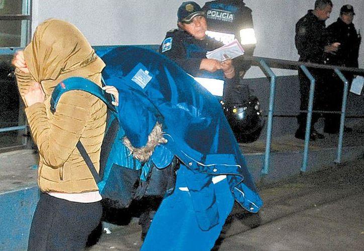 El operativo se realizó en el centro nocturno que está en Insurgentes Sur. (Milenio)