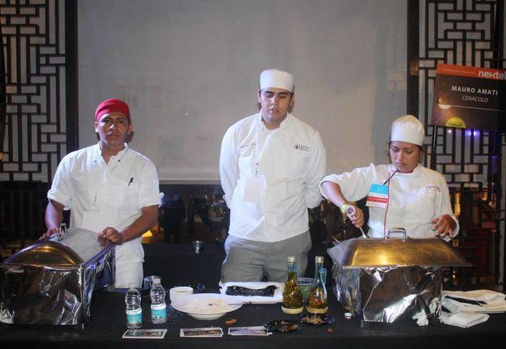 Para el 2014 participarán chefs reconocidos de Europa y 10 mexicanos. (Yenny Gaona/SIPSE)