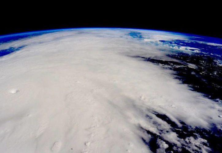 El huracán Patricia entró a tierra cerca del municipio de Emiliano Zapata, Jalisco. (AP)