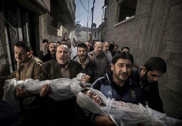 Imagen ganadora del premio World Press Photo 2012. (EFE)