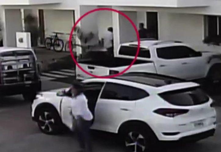Como hay dos denuncias por el mismo delito,  pasaron de ser víctimas a imputados. (Noticieros Televisa)