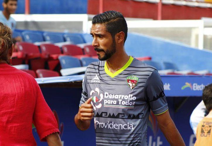 El ex jugador de Tecos es el primer refuerzo oficial del conjunto cancunense. (Ángel Mazariego/SIPSE)