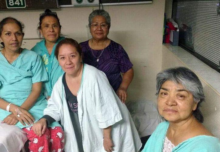"""Una paciente yucateca recibió un corazón donado, y evoluciona favorablemente, en el hospital """"La Raza"""", de la Ciudad de México. (SIPSE)"""