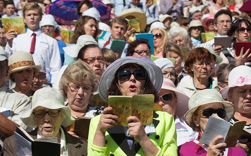 Testigos de Jehová fueron declarados ilegales en Rusia