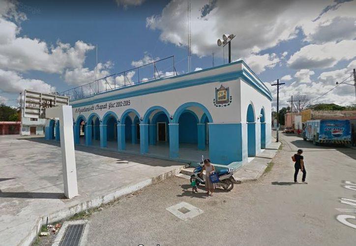 El esposo de la alcalde de Chapab fue detenido y trasladado a Mérida. (Google Maps)