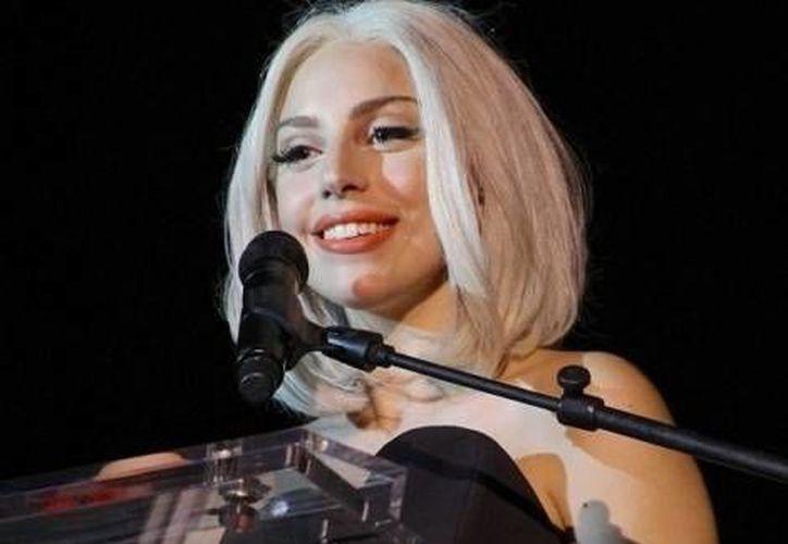 'El gobierno ruso es criminal. La opresión se enfrentará con la revolución. LGTBs  de Rusia, no están solos', escribió Lady Gaga en Twitter. (Agencias)