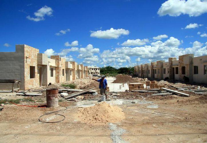 La oferta de vivienda económica y residencial en los límites de la ciudad de Mérida ha crecido considerablemente. (SIPSE)
