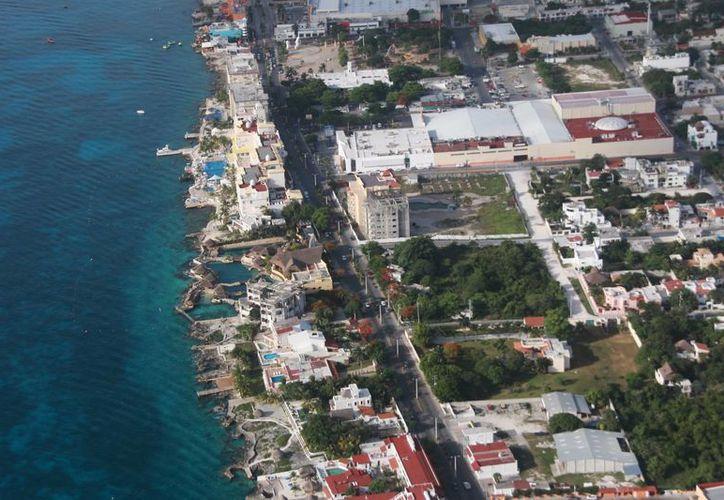 La venta de inmuebles en Cozumel comenzó a despuntar luego de cinco años de desaceleración. (Gustavo Villegas/SIPSE)