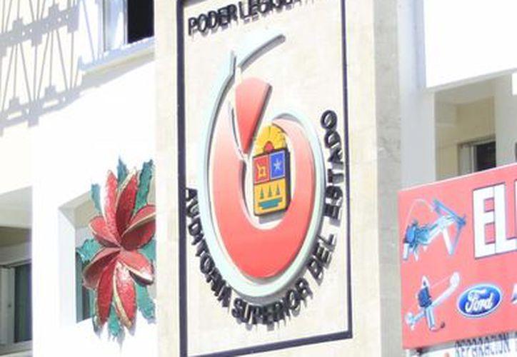La Auditoría Especial de Desempeño de la Auditoría Superior del Estado de Quintana Roo prepara los lineamientos para el 2015. (Harold Alcocer/SIPSE)