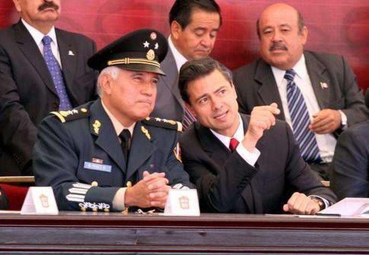 El general Rubén Pérez Ramírez  dio a conocer que fue obligado a firmar documentos para involucrar al general Tomás Ángeles y a otros militares. (solo-opiniones.com)