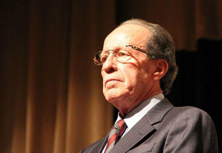 Eliseo Garza Salinas, director de los 3 Museos, Javier Martínez Zavala, apareció el pasado 20 de diciembre en sus oficinas en Monterrey. (Facebook 3 museos)