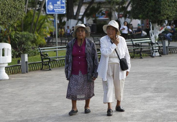 Se prevé que los registros máximos de temperatura en Yucatán este jueves sean de entre los 28 y 32 grados para este jueves y entre los 23 y 27 grados para viernes y sábado en el estado de Yucatán. (César González/SIPSE)