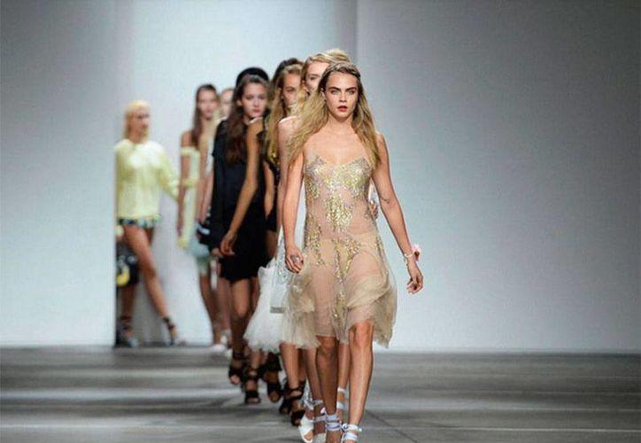 La top model Cara Delevingne declaró que abandonó los desfiles de moda porque las modelos sufren acoso sobre todo de los fotógrafos que entran solo con la idea de encontrar niñas. (excelsior.com.mx)