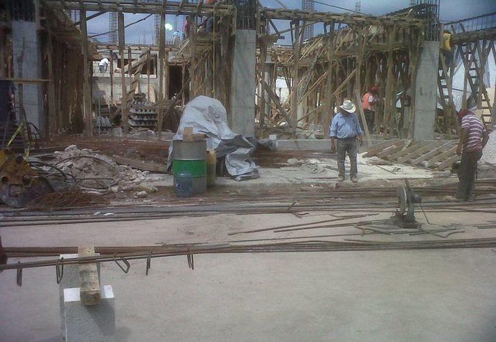 Las obras beneficiarían a las dos mil 200 viviendas de la cabecera municipal. (Omar Caspitrán/SIPSE)