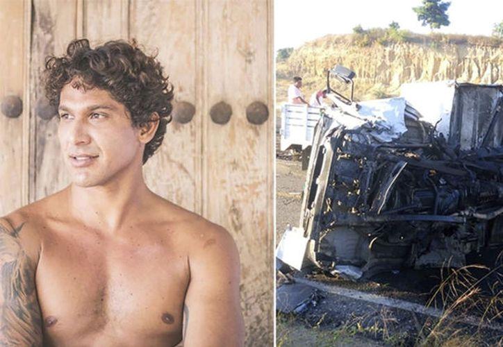 Moncada fue rescatado con vida pero falleció tiempo después en un hospital de Puerto Escondido. (Tribuna del Yaqui)