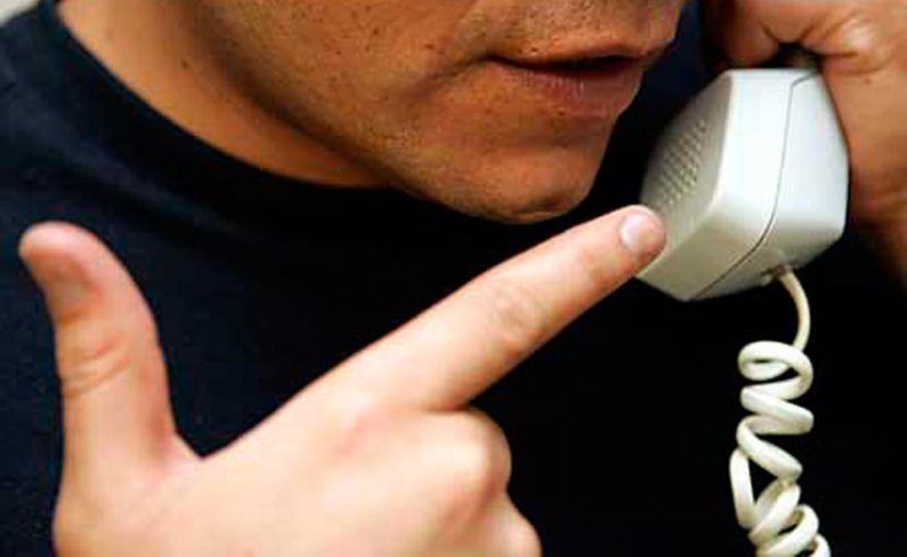 La extorsión telefónica es un fraude que simula un secuestro. (enlineapopayan.com)