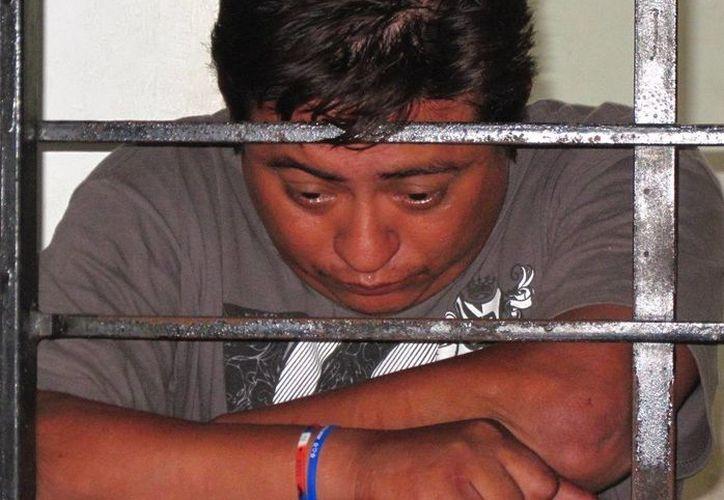 Juan Gabriel Barrientos Moreno creyó que había dado el 'gran golpe' de su vida. (Francisco Puerto/SIPSE)