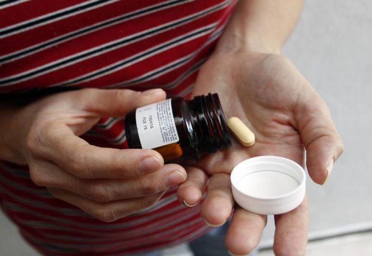 Los antibióticos sólo deben suministrarse por prescripción médica. (Christian Ayala/SIPSE)