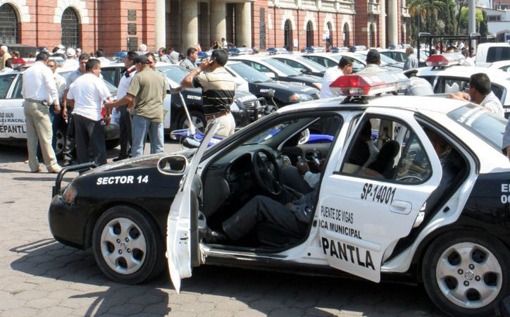 Según el Plan de Desarrollo Municipal, hay 324 agentes de tránsito que cubren la demarcación. (Foto de El Sol de Toluca)