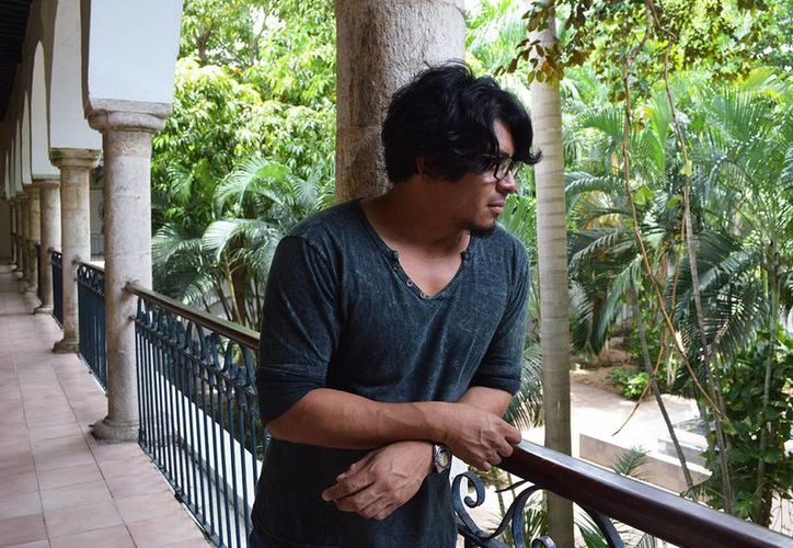 """Edgar Canul González ofrecerá un """"viaje"""" sonoro a todos los invitados en el Macay. (Milenio Novedades)"""
