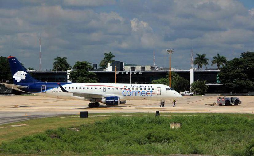 Aeroméxico será la empresa encargada de ofrecer este servicio. (Archivo/Milenio Novedades)