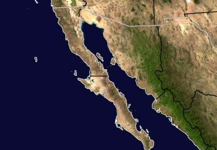 Los dos sismos  ocurrieron a unos 350 kilómetros al oeste de la Falla de San Andrés, en California. (Notimex)