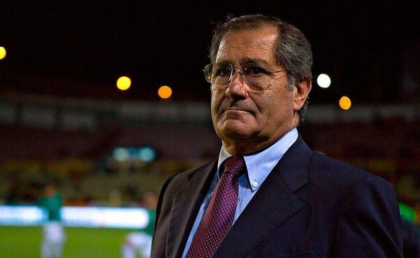 Edgardo Codesal decidió abandonar el puesto de directivo arbitral, el cual ocupó por un trayecto de dos años.(Archivo/Notimex)