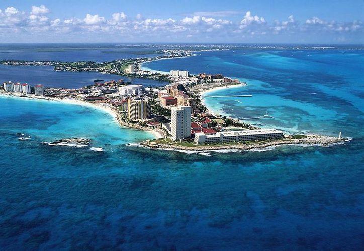 Las playas paradisíacas de Cancún lo colocan como destino preferido entre los turistas. (http://3.bp.blogspot.com)