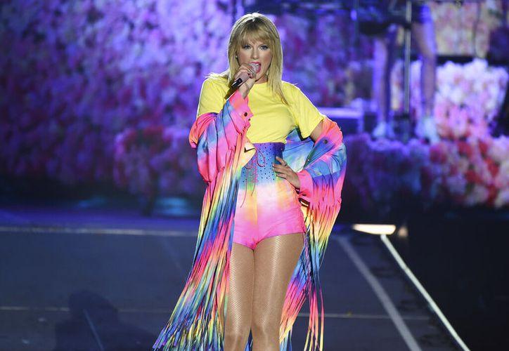 A principios de mes Swift anunció su apoyo a la Ley de Igualdad. (Foto por Chris Pizzello/Invision/AP, Archivo)